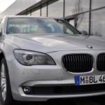 König Diesel: Driving the New BMW 7er Series