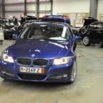 Inside BMW's Vehicle Distribution Center