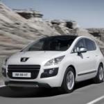 Peugeot 3008 HYbrid4: World's First Production Diesel Hybrid