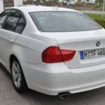The Road to Munich – Driving the BMW 320d EfficientDynamics Edition Review