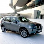 2011 BMW X3 – First Look