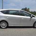 2012 Toyota Prius v First Look, Review and Test Drive