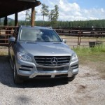 2012 Mercedes-Benz ML350 BlueTec First Look and Review