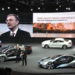 BMW unveils i3, i8, 640d, 525d, 118d, and 3 EfficientDynamics Edition models at Frankfurt Show
