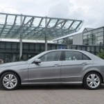 Mercedes-Benz European Delivery – The Mercedes-Benz E350 BlueTec Diesel Sedan