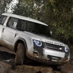 Land Rover DC100 and DC100 Sport Concept Cars Reinvent Defender