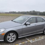 Shipping the Mercedes-Benz E350 BlueTec to the U.S.