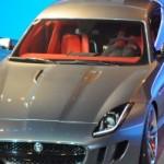 Jaguar's New Hybrid Sports Car: The C-X16 Production Concept