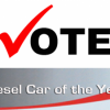 Last Chance to Vote for the 2012 Diesel Car of the Year
