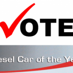 Vote for the 2013 Diesel Car of the Year