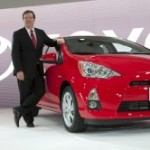 First Look: Toyota's 53 mpg City Prius c Hatchback