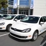Volkswagen Begins E-Golf Pilot Program