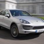Porsche Introduces Cayenne Diesel