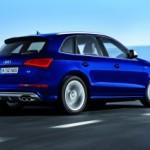 Audi Unveils the SQ5 TDI