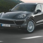 Porsche Announces the Cayenne S Diesel, Most Powerful Oilburner on the Market