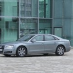 The Road to Bregenz – Driving the Audi A8 TDI
