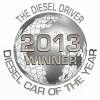 2013 Diesel Car of the Year to be Announced Wednesday at New York International Auto Show