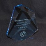 Volkswagen Chosen as 2013 Diesel Car Manufacturer of the Year