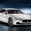 Maserati to Offer Diesel Ghibli Sedan