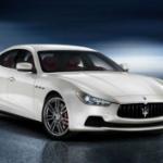 Maserati to Offer Diesel Ghibli Sedan