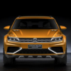 Volkswagen CrossBlue Coupe 79 mpg Plug-in Hybrid Concept and iBeetle Debut in Shanghai