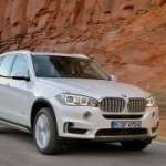 BMW Launches All-New 2014 X5 and X5 Diesel