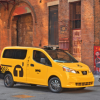 Taxi of Tomorrow in New York Doesn't Include a Diesel