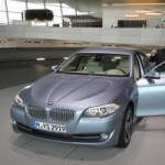 2013 BMW ActiveHybrid 5 – The Road to Berchtesgaden and Steyr