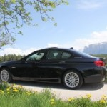 2013 BMW ActiveHybrid 5 – Review and Test Drive