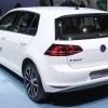 Volkswagen e-Golf to Make U.S. Debut This Week