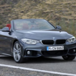 BMW 4 Series Convertible Diesel Announced