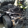 Third Tesla in Six Weeks Destroyed by Fire
