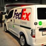 Nissan, FedEx Partner on EV Cargo Van Trial