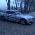 Spied: 2015 BMW 4 Series Gran Coupe