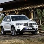 BMW Debuts Diesel X3 in Chicago