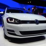 Volkswagen Debuts Golf SportWagen TDI at New York Show