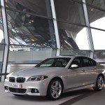 BMW Debuts New Diesel Engine and Eight Speed Transmission