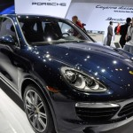 Porsche Reports Increase in August Sales