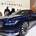 Lincoln Brings Back Iconic Suicide Doors with Continental 80th Anniversary Coach Door Edition