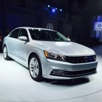 New 2016 Volkswagen Passat Makes Debut in New York City