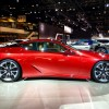 Lexus LC 500h to Debut at Geneva Show in March
