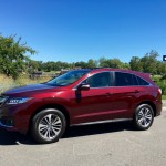 2017 Acura RDX – Review and Test Drive