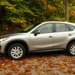 Mazda to Enter U.S. Diesel Market with Redesigned CX-5