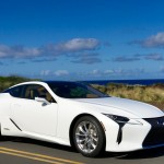 First Look and Review:  2018 Lexus LC 500h and LC 500