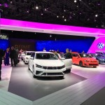 Report from the 2017 New York Auto International Auto Show, Where Bigger Is Better