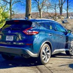 Review and Test Drive:  2017 Nissan Murano Platinum Edition