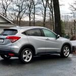 Review and Test Drive:  2017 Honda HR-V EX-L