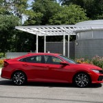 Review and Test Drive:  2017 Honda Civic Si