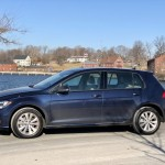 Review and Test Drive:  2018 Volkswagen Golf SE