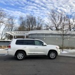 Review and Test Drive:  2018 Toyota Land Cruiser